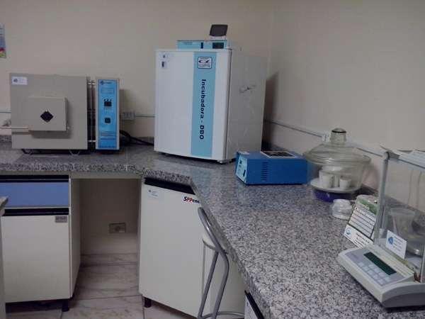 Análise de Água em Minas Gerais - 1