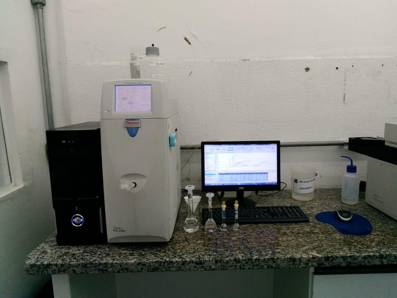 Empresa que faz análise de água - 1