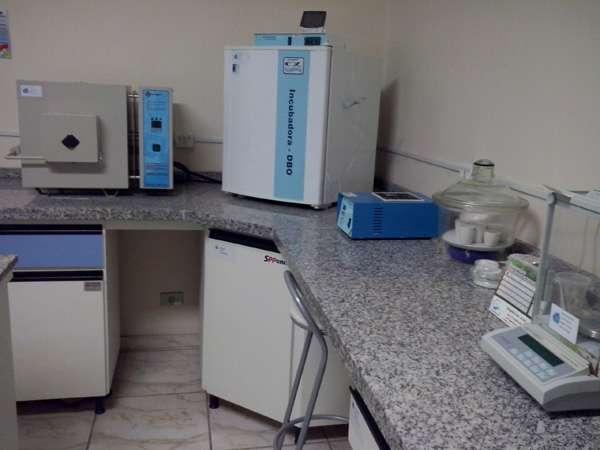 Laboratório de Análise de Água SP - 1