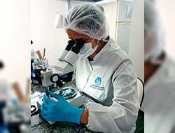 Análise Microbiológica da água em BH