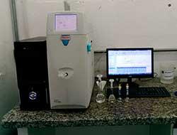 Empresa que faz análise de água